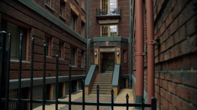 Гримм (2011) 1 сезон 9 серия О мышах и людях   Of Mouse and Man