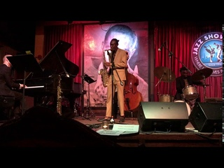 Isaiah Collier & The Chosen Few live at The Jazz Showcase