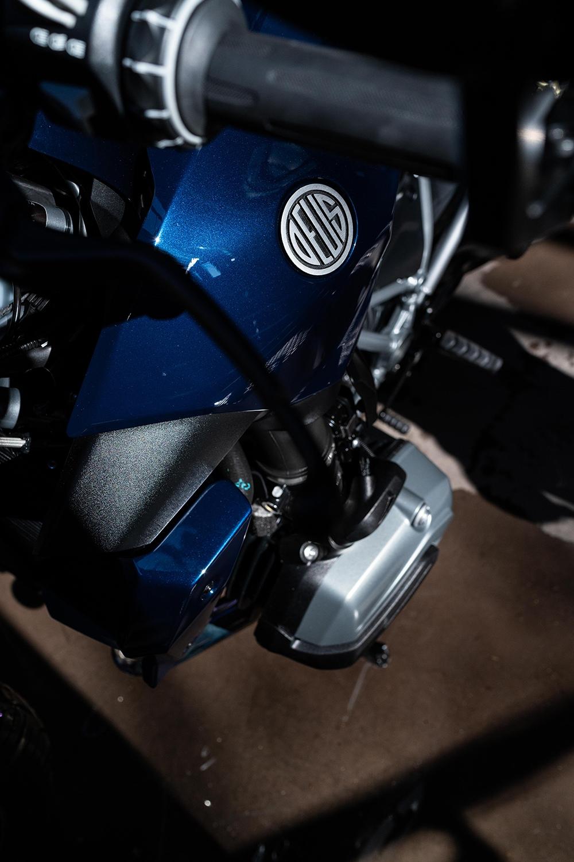 Deus Ex Machina: кастом BMW R1200R