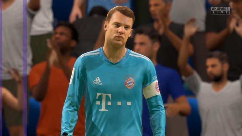 Манчестер Сити Бавария 3 тур сезон 2020 21