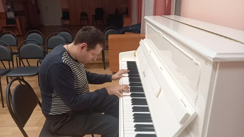 Инструментальная композиция на тему музыки их кинофильма Бандитский Петербург 12 11 20