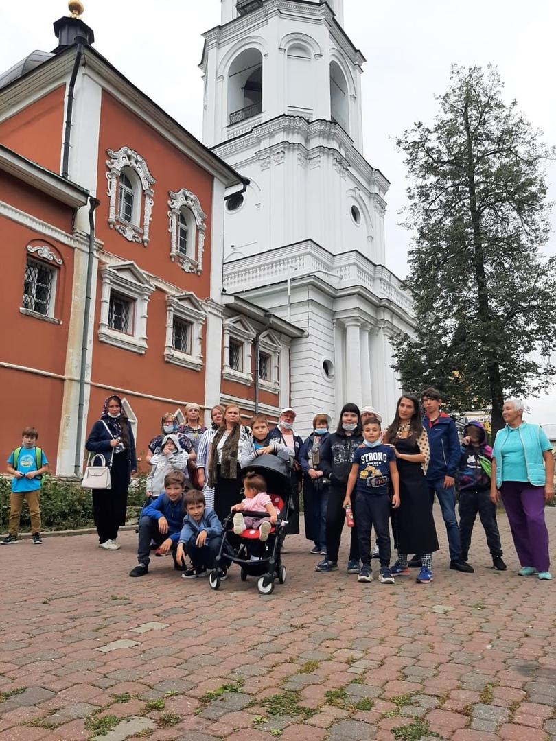 Поездка - проект Симфония семьи