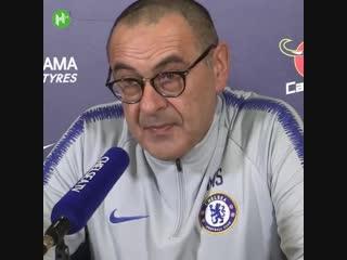 Maurizio sarri about higuain transfer