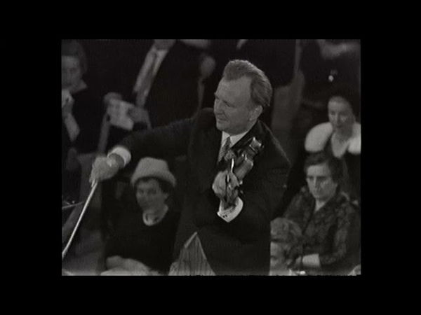 Wiener Philharmoniker Neujahrskonzert 1964 New Year's Concert