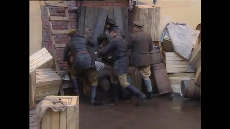 Жизнь и смерть Лёньки Пантелеева 6 серия 2006г