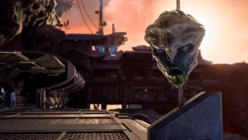 Mass Effect Andromeda часть 8