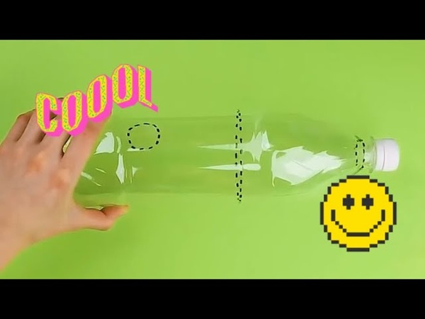 😱INCREIBLE IDEA CON 7 BOTELLAS PLASTICAS♻️The Best Out Waste DIY