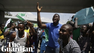 Nigeria: security forces in Lagos open fire on protesters fighting against police brutality