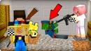 😭Пожалуйста, только не Вулфи ЧАСТЬ 6 Зомби апокалипсис в майнкрафт! - Minecraft - Сериал ШЕДИМЕН
