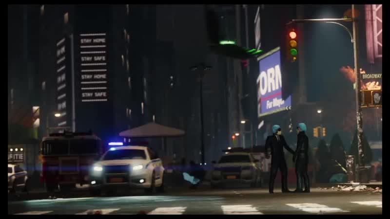 Marvel's Spider Man трейлер в стиле мульта 1994 года