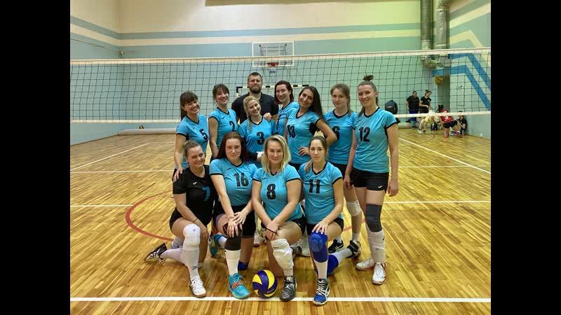 Чемпионат Екатеринбурга по волейболу ÎSKRA Электрон