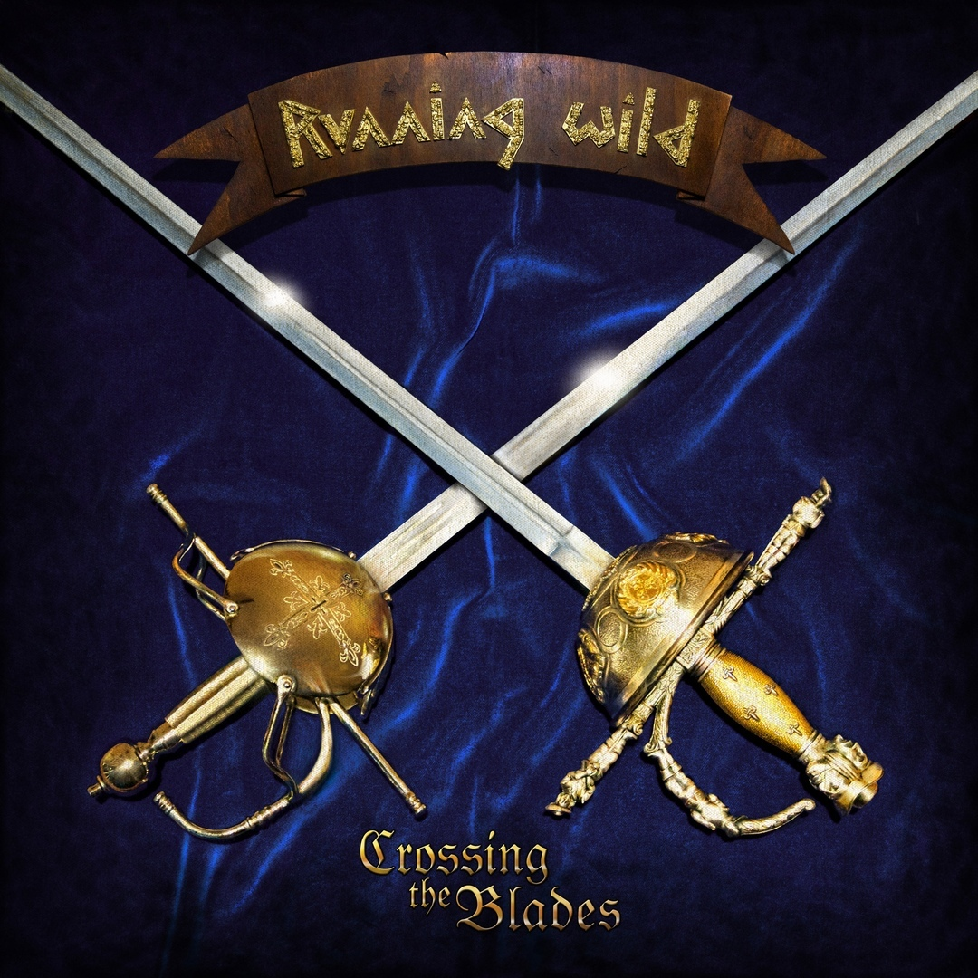 Running Wild - Crossing the Blades [EP]