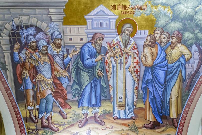 Священномученик Харалампий в нашем храме, изображение №4