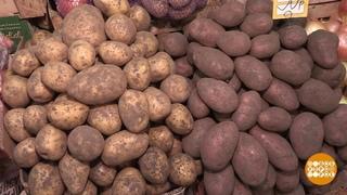 Три возраста картошки. Доброе утро. Фрагмент выпуска от