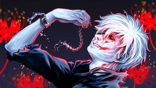 [AMV]    Токийский Гуль    Я в твоей голове буд-то червь-паразит   