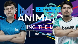 🔴DOTA 2[RU] Team Nigma vs beastcoast [Bo2]  WePlay AniMajor, Group Stage, Table