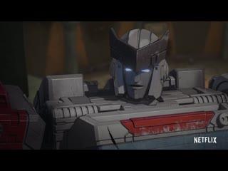 Трансформеры: Война за Кибертрон / Transformers: War for Cybertron.1 сезон.Трейлер (2020) [1080p]