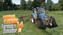 Как выкосить огромный луг и не умереть - ч14 Farming Simulator 19