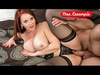 [NaughtyAmerica] Janet Mason - Mrs. Creampie