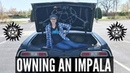 WHAT IT'S LIKE TO OWN A SUPERNATURAL IMPALA REPLICA