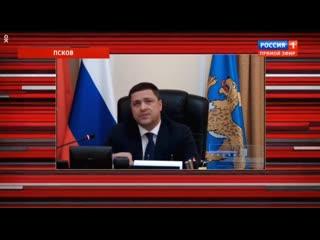 Михаил Ведерников на прямом включении