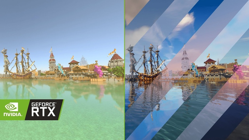 Minecraft RTX vs Top 10 Shaders 2020 SEUS KUDA BSL OCEANO