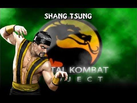 MKP 4.1 Season 2.9 (MUGEN) - MKII Shang Tsung Playthrough *NEW UPDATE*