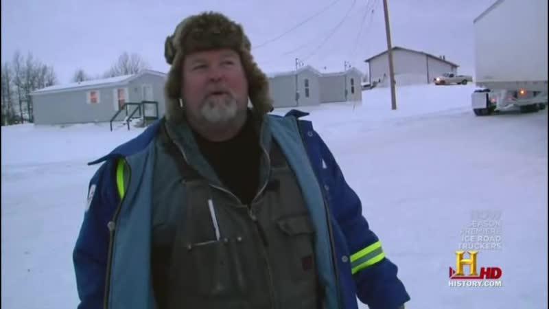 Ледовый путь дальнобойщиков 5 сезон 2 серия русский перевод Серж и Алекс