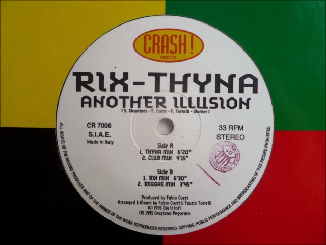 Rix-Thyna - Another Illusion