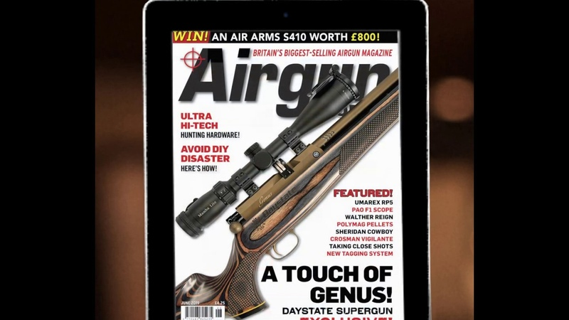Airgun World Magazine Tablet App