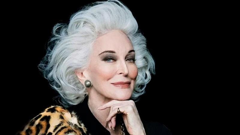 Зрелая красота как стать моделью после выхода на пенсию