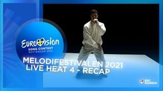 🇸🇪 Melodifestivalen 2021 Deltävling 4 - Recap