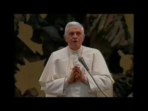 Benedetto XVI parla del Natale dei falsi profeti e della salvezza a basso prezzo