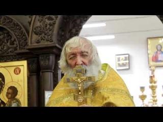 Протоиерей Евгений Соколов. Смерть - это переход в Вечность