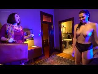 Megan Garcia, Anastasia August, Janine Witzenburg, Janine Ruggiero Nude - Chills Down Your Spine (2020) HD 1080p Watch Online