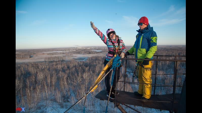 Ekaterina Ni. прыжок FreeFallProX команда ProX74 объект AT53 Chelyabinsk 2019 1 jump RopeJumping