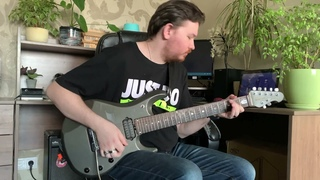 Thousand Foot Krutch - Unbelivable (cover by Randall Harrell)