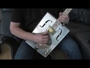 The Fiddle-Edge! New resophonic CBG - Demo jam..