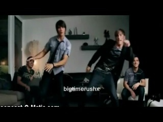 Big time rush - Kinect xbox 360 commercial!promo