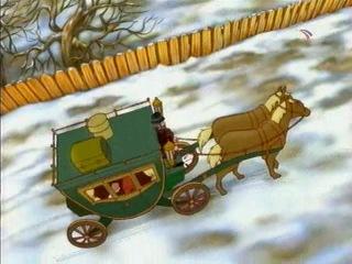 Сказки Андерсена. Снеговик