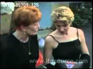 Natasha Richardson & Vanessa Redgrave at Amfar Cannes Gala 1997