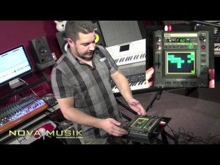 Novamusik.com Korg Kaossilator Pro KOPRO Demo
