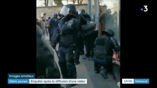 Gilets Jaunes: le LBD 40 est devenu une arme de terreur politique