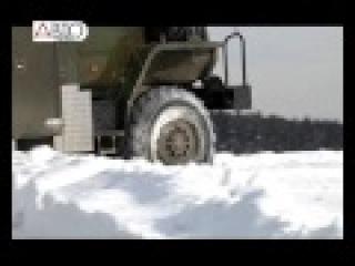 Автодом / Урал 4320-0000-111-41, 6x6