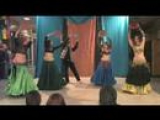 Tambourine Longa @ BellySema Mystique Show 3-7-2008