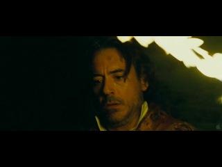 Шерлок Холмс Игра теней Дублированный трейлер №2