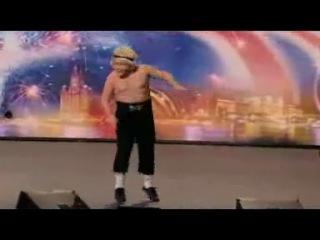 Англия имеет талант - Stavros Flatley - Lord of the Dance пародия