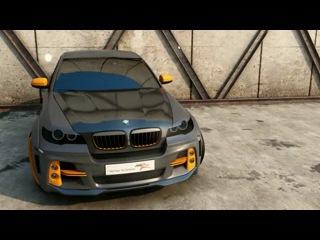 Met R BMW X6 Interceptor DO SOTKI 4 ETO KRUTO 240