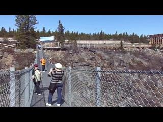 Круизом на Аляску. Часть 2. Скагвей или Моя Элегия Клондайку