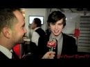 Freddie Highmore At A E Network's Bates Motel Premiere
